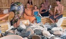 Hallenbad weingarten sauna